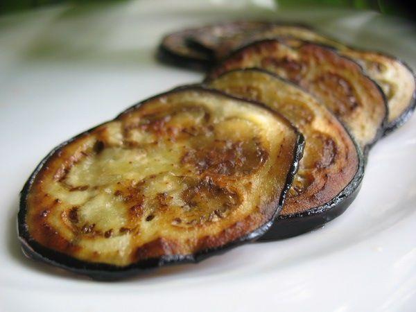 Запечь баклажаны грибы в духовке 8